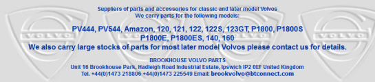Brookhouse Parts Limited